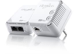 Devolo dLAN 500AV WiFi Starterkit: 500 Mbps über Strom