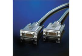 DVI-Monitoranschlusskabel, St-St, 5.0m, dual link