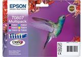 EPSON Multipack Tinte 6-color T080740 Stylus Photo R265