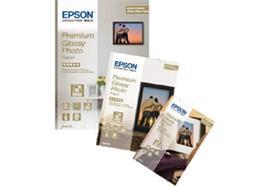 EPSON Premium Glossy Photo 10x15cm S042153 InkJet, 255g 40 Blatt (C13S042153)