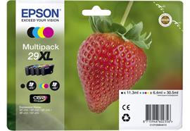 Epson Tinte 29XL - Multipack (T299640) CMYBK