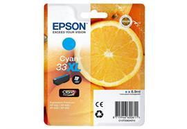 Epson Tinte 33XL - cyan (T336240) 650 Seiten