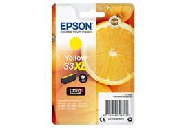 Epson Tinte 33XL Gelb