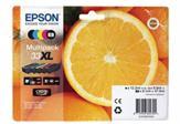 Epson Tinte 33XL - Multipack (T335740) CMYBK/PHBK