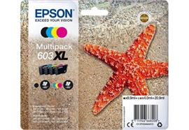 Epson Tinte 603XL - Multipack (T03A64010) CMYBK