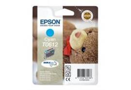 EPSON Tintenpatrone cyan T061240, C88/D68PE/DX4800/DX4850/DX4200/DX4250/DX3800, 250 Seiten