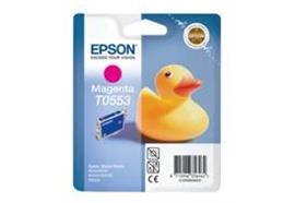 Epson Tintenpatrone magenta C13T055340 T0553 Epson Stylus Photo RX420 / RX 425