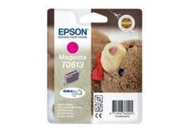 EPSON Tintenpatrone magenta T061340, C88/D68PE/DX4800/DX4850/DX4200/DX4250/DX3800, 250 S.