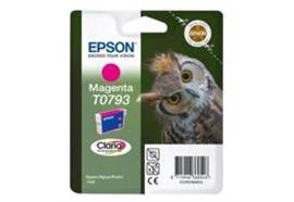 EPSON Tintenpatrone magenta T079340 Stylus Photo 1400 685 Seiten