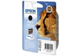 EPSON Tintenpatrone schwarz T071140 Stylus DX4000 245 Seiten