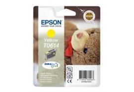 EPSON Tintenpatrone yellow T061440, C88/D68PE/DX4800/DX4850/DX4200/DX4250/DX3800, 250 S.