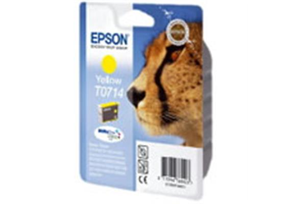 EPSON Tintenpatrone yellow T071440 Stylus DX4000 5.5ml