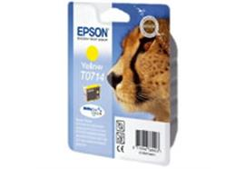 EPSON Tintenpatrone yellow T071440 Stylus DX4000 5.5ml