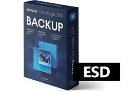 ESD / Acronis True Image Standard 2019, 1 PC