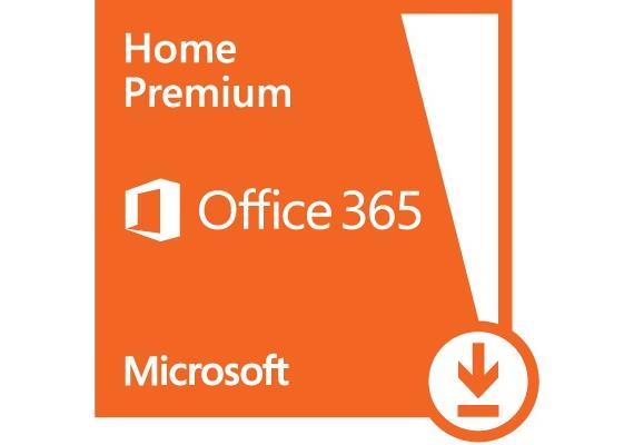 ESD / Microsoft Office 365 Home, Abo-Lizenz, 1 Jahr, Win & Mac, alle Sprachen EU