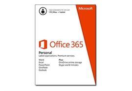 ESD / Microsoft Office 365 Personal, Abo-Lizenz, 1 Jahr, Win&Mac, alle Sprachen EU