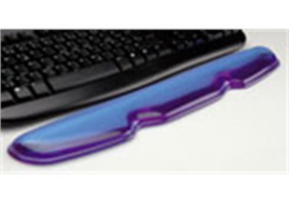 Handgelenkauflage für Tastatur, Blau