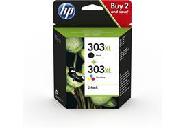 HP Combopack 303XL - CMYK (3YN10AE)