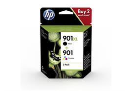 HP Combopack 901XL + 901 - CMYK (SD519AE)