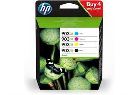 HP Combopack 903XL - CMYK (3HZ51AE)