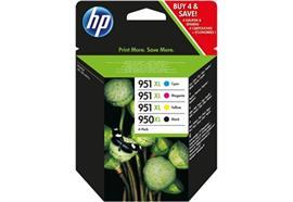 HP Combopack 950XL/951XL CMYBK (C2P43AE)