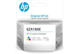 HP Druckkopf 6ZA18AE Cyan/Magenta/Yellow, Druckleistung Seiten: 8000 ×, Toner/Tinte Farbe: