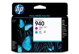 HP Druckkopf 940 - cyan und magenta (C4901A)