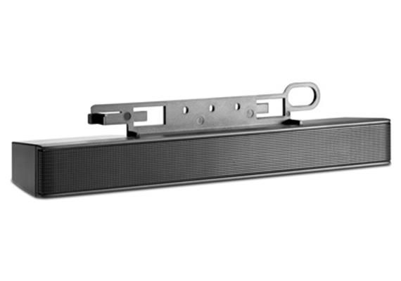 HP Flat Panel Speaker Bar Multimedia-Lautsprecher