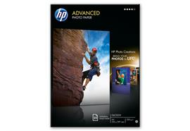 HP Fotopapier Advanced Glossy A4 25 Blatt