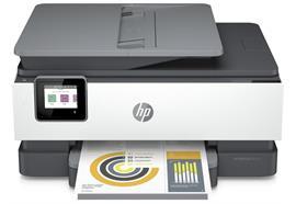 HP OfficeJet Pro 8022e All-in-One - grau/weiss