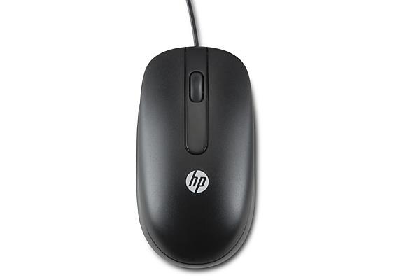 HP optische USB-Scroll-Maus