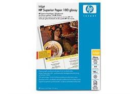 HP Superior Paper glossy A4 C6818A InkJet, 180g 50 Blatt