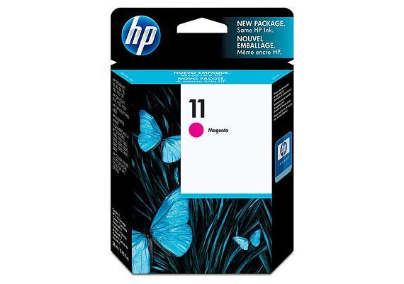 HP Tinte 11 - Magenta (C4837A) 2'350 Seiten