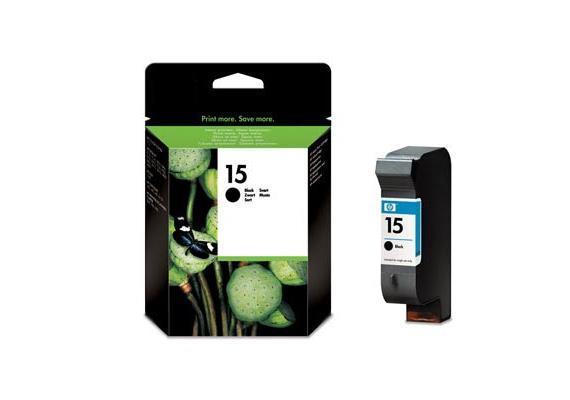 HP Tinte 15 - Schwarz (C6615DE) 500 Seiten