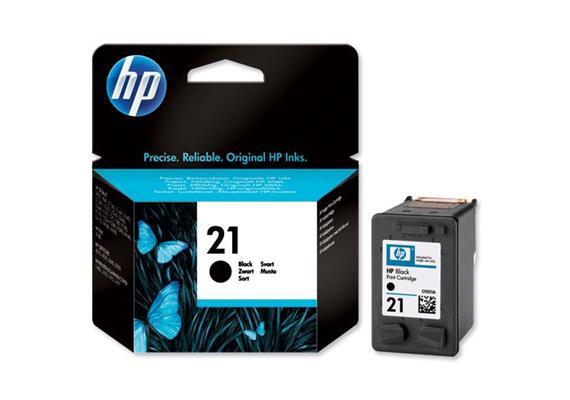 HP Tinte 21 - Schwarz (C9351AE) 150 Seiten