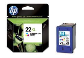 HP Tinte 22XL - farbig (C9352CE) 415 Seiten