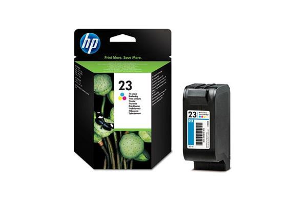 HP Tinte 23 - Color (C1823D) 690 Seiten