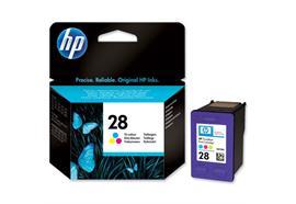 HP Tinte 28 - farbig (C8728AE) 8 ml / 190 Seiten