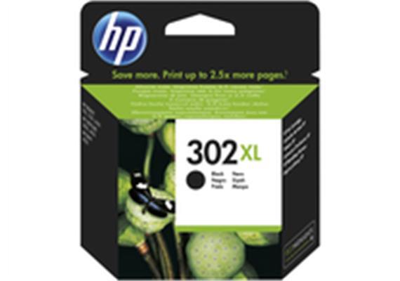 HP Tinte 302XL - Schwarz (F6U68AE) 480 Seiten