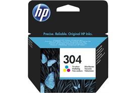 HP Tinte 304 - Dreifarbig (N9K05AE) 165 Seiten