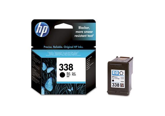 HP Tinte 338 - schwarz (C8765EE) 450 Seiten