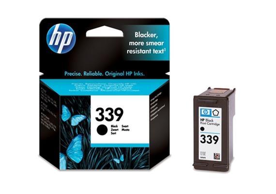 HP Tinte 339 - Schwarz (C8767EE) 800 Seiten