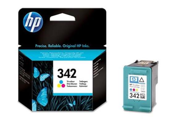 HP Tinte 342 - farbig (C9361EE) 175 Seiten