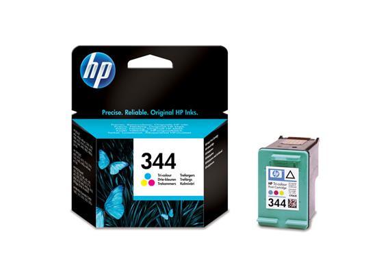 HP Tinte 344 - Dreifarbig (C9363EE) 560 Seiten