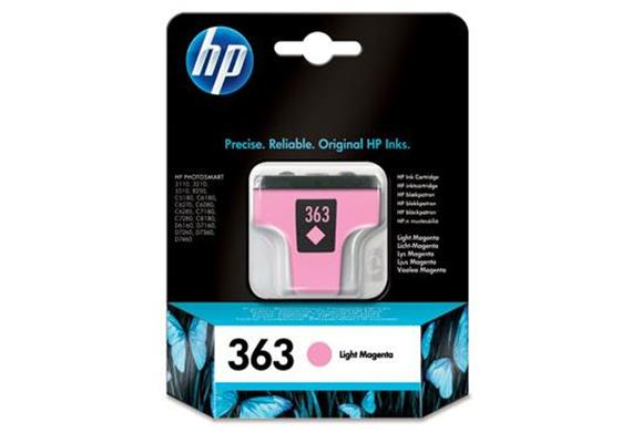 HP Tinte 363 - light magenta (C8775EE) 5.5ml