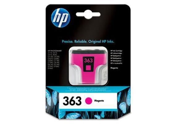 HP Tinte 363 - magenta (C8772EE) 3.5ml