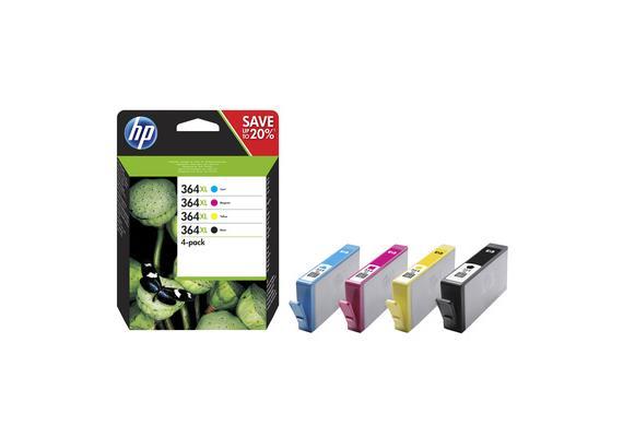 HP Tinte 364XL - Combopack (N9J74AE)