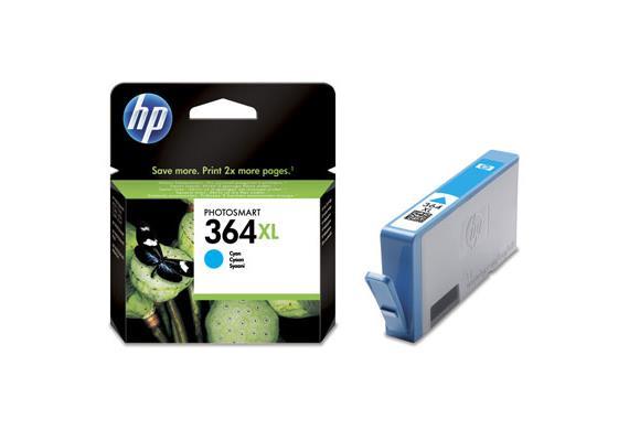 HP Tinte 364XL - cyan (CB323E) 750 Seiten