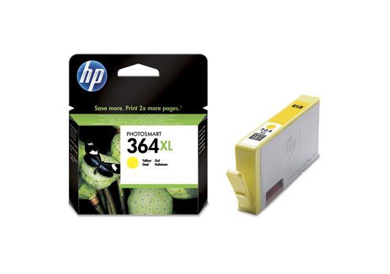 HP Tinte 364XL - gelb (CB325E) 750 Seiten