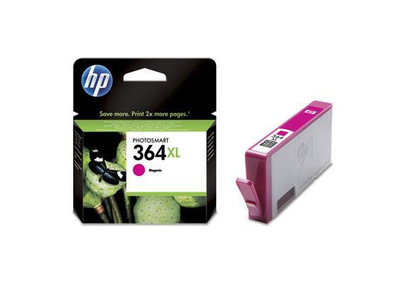HP Tinte 364XL - magenta (CB324E) 750 Seiten